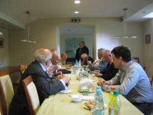 Spotkanie Klubu Seniora 2015