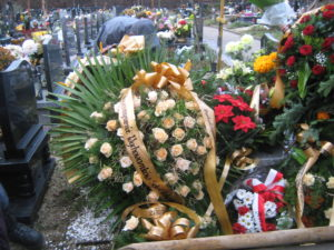 Pogrzeb kol. Stanisława Wójcika - 19.12.2014