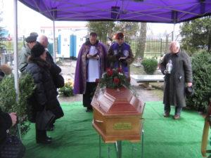 Pogrzeb kol. Teresy Wyszyńskiej – 11.03.2016